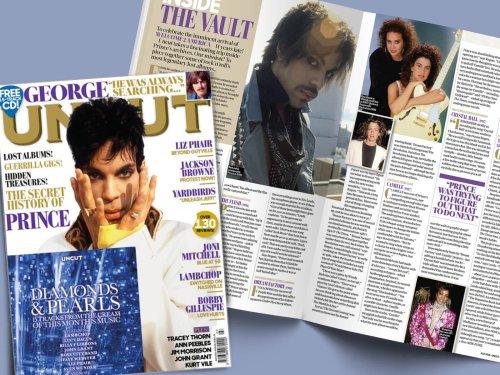 Inside the vault: Prince's legendary lost albums