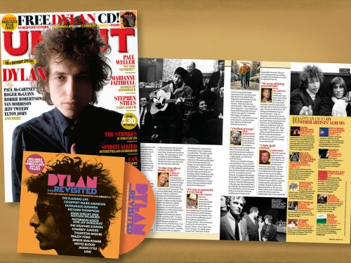 "Encounters with Bob Dylan: ""He was a real hotbed of songs"""
