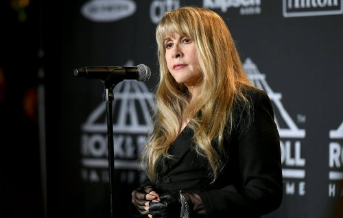 """Stevie Nicks reflects on Bella Donna 40 years on: """"It defined how I would feel about love forever"""""""
