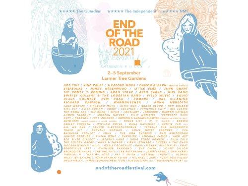 Damon Albarn announced for End Of The Road Festival
