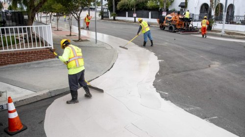When Done Right, Lighter Pavement Cools U.S. Cities
