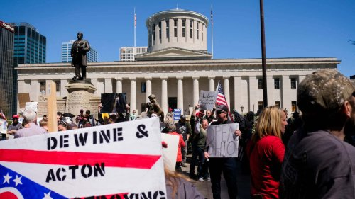 A Year Into Covid, States Debate Public Health Shutdown Powers