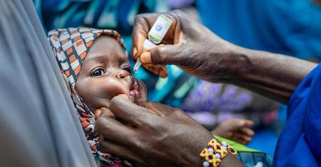How Polio Paved the Way for a Powerful COVID-19 Response in Nigeria