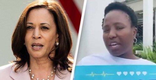 Nurse Pleads Guilty To Threatening To Kill Vice President Kamala Harris Because She Isn't 'Actually Black'