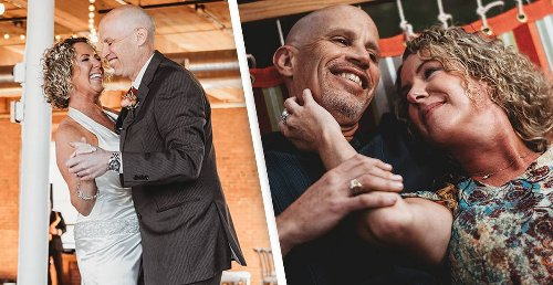 Man With Alzheimer's Proposes To Wife Again Because He Forgot They Were Married
