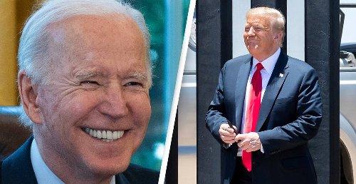 Biden Reclaims $2 Billion Set Aside For Trump's Border Wall