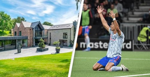 Cristiano Ronaldo 'Forced To Swap' £6 Million Mansion Days After Moving In For Bizarre Reason