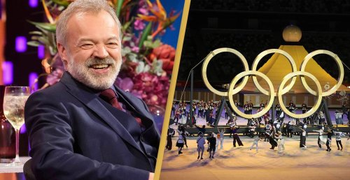 Graham Norton Trending As People Want Him To Take Over 'Boring' Olympic Opening Ceremony