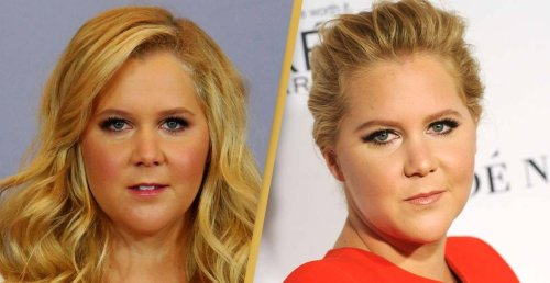 Amy Schumer Reveals She Had Her Uterus And Appendix Removed