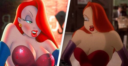 Jessica Rabbit's 'Politically Correct' Make-Over Leaves Fans Fuming