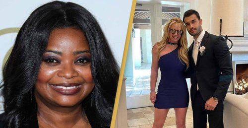 Octavia Spencer Apologises Following Britney Spears Prenup Comment Backlash