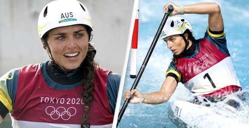 Australian Canoeist Used A Condom To Fix Her Boat And Won Olympic Bronze