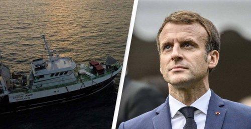 France Detains British Trawler Amid Intense Fishing Row