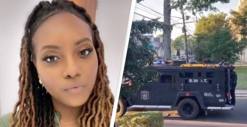 Woman Forced To Call SWAT Team After Man Attempts To 'Steal' Her House