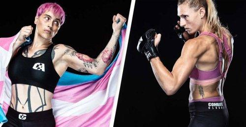 Trans MMA Fighter Shuts Down Unbelievable Transphobic Tweet