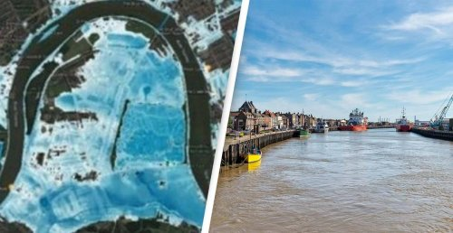 Terrifying Climate Map Shows 3,000,000 Homes Could Be Flooded By 2050