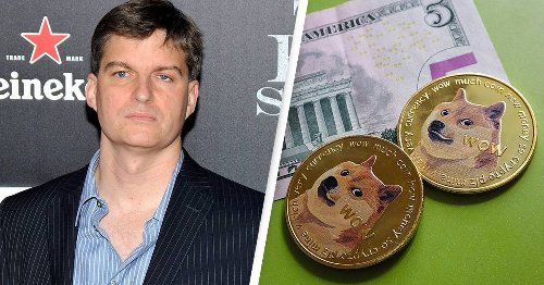 Crypto And Meme Stocks Will Crash, Claims The Big Short's Michael Burry