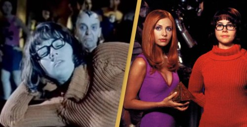 Deleted Scooby Doo Scenes Reveal Velma And Daphne Had An Affair