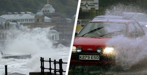 Warning Issued As First Named Summer Storm Of 2021 To Hit UK Tonight