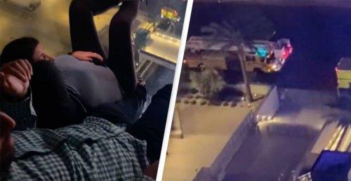 Terrifying Footage Shows Moment Vegas High Roller Began To Tilt
