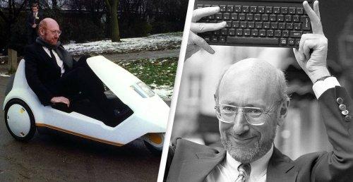 Sir Clive Sinclair, Genius Behind The Spectrum Computer, Dies Aged 81
