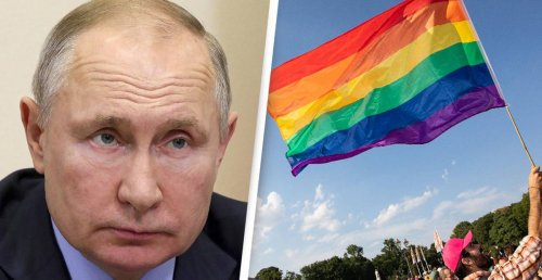 Putin Officially Bans Same-Sex Marriage In Russia And Stops Transgender People Adopting