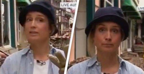 Reporter Who Was Fired For Smearing Herself With Mud Speaks Out
