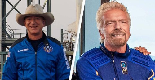 Jeff Bezos And Richard Branson's Trips To Space Doesn't Make Them Astronauts, US Says