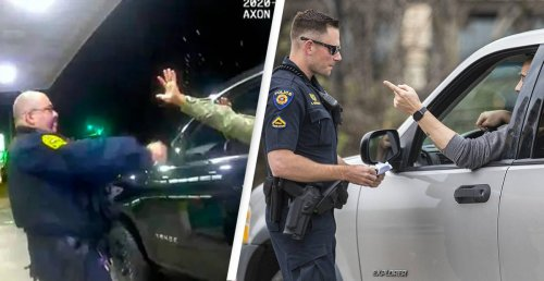 Cops Talk More Negatively To Black Drivers Than White, Study Proves