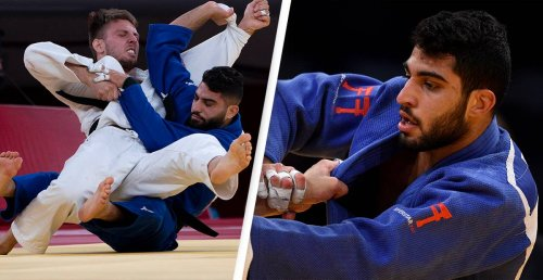 Second Judo Fighter Quits Tokyo Games Rather Than Face Israeli Competitor