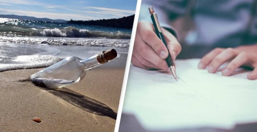 Woman Receives Reply 37 Years After Sending A Message In A Bottle