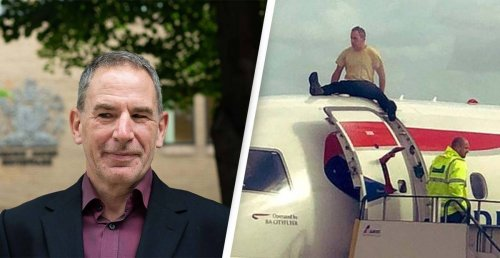 Paralympic Gold Medallist Who Glued Himself To A Plane Sentenced To Prison