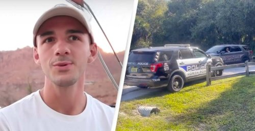 Brian Laundrie: 'Articles' Belonging To The Fugitive Have Been Found In Florida Park