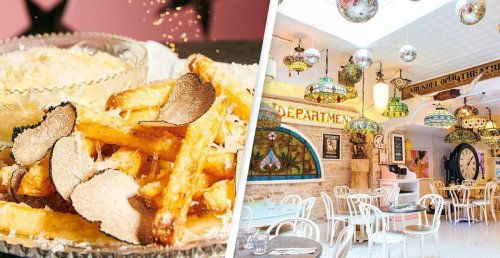 New York City Restaurant Breaks Record For Most Expensive French Fries And The Price Is Insane