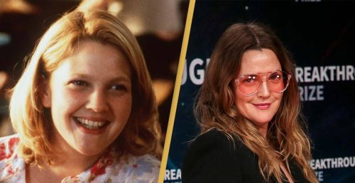 Drew Barrymore Returns To Psychiatric Ward Where She Was Held As A Teenager