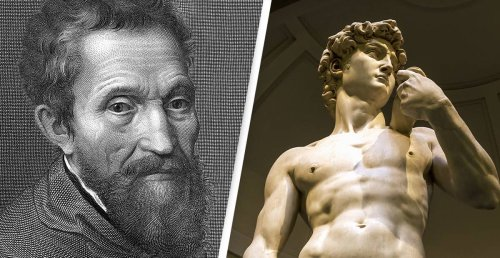 Michelangelo's Fingerprint May Be Pressed On The Butt Of Wax Statue In Rare Find