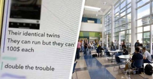 School Discovers Students Participating In A Virtual 'Slave Trade'