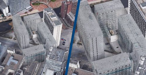'Phantom Buildings' Mysteriously Appearing On Google Maps Prompt Conspiracy Theories