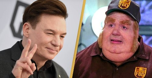 Mike Myers To Play Seven Different Roles In New Netflix Series
