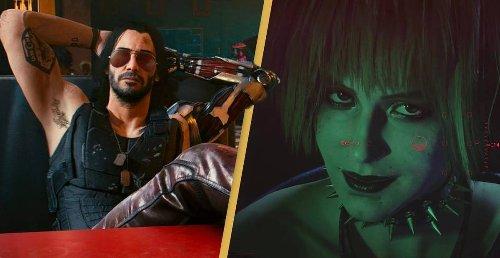 Cyberpunk 2077 Returns To PlayStation Store