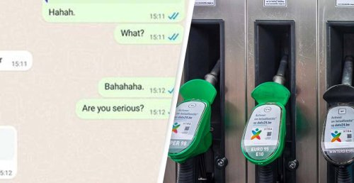 Man Baffled After Woman's Bizarre Fuel Request On Date