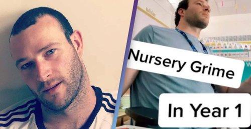 Man Praised For Teaching Kids 'Nursery Grimes' In School