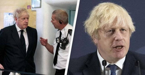 Calls Grow To Arrest Boris Johnson Following New Leaked Messages