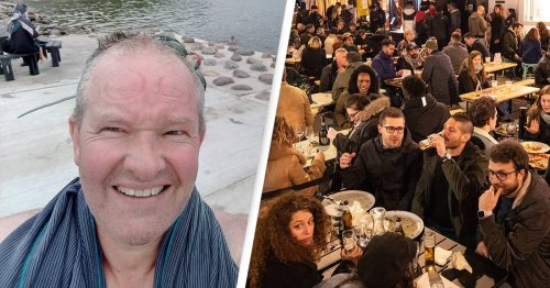 Anti-Vaxxer Doctor Mocked For Saying He Can Dine Out With AIDS, Ebola, Chlamydia And Meningitis