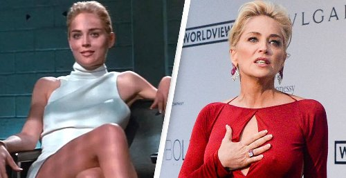 Sharon Stone Says Her Brain Surgeon Exploited Her When She Was Critically Ill