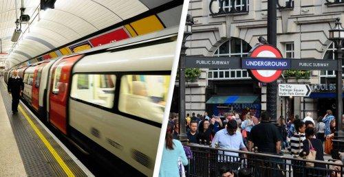 Londoners Baffled By New Underground Station Name