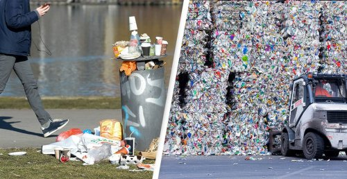 Almost Half Of 12 Million Pieces Of Trash In Oceans Related To Take-Out Food