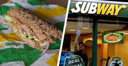 Subway Finally Responds To Latest Claims That Their Tuna Is Not Tuna