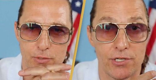 Matthew McConaughey Says 'We Are Babies' In Bizarre July 4 Post