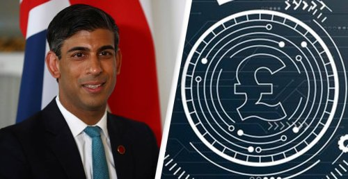 Rishi Sunak Planning To Replace Cash With Official Digital Currency 'Britcoin'